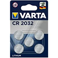 Varta CR 2032 Pile Lithium 5 Pièces