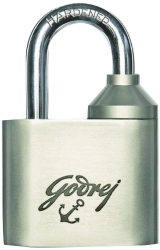 Godrej Locks Dual Access Padlock (Blister)
