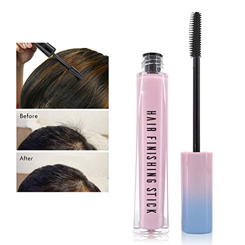 Einsgut 15ml Broken Hair Cream Haargel Finishing Shaping Gel Cream Hair Wax Stick Fixing Bangs Stereotypes Cream (Wachs-stick Hair)