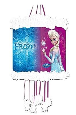 ALMACENESADAN 2269; Piñata viñeta Disney Frozen; Dimensiones 30x20x20; Producto de cartón por ALMACENESADAN