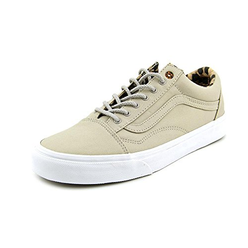 Vans Mens Old Skool Reissue Ca tennis atletiche Taupe