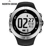 NORTH EDGE X-TREK2 Reloj inteligente de ritmo cardíaco para deportes al aire libre,