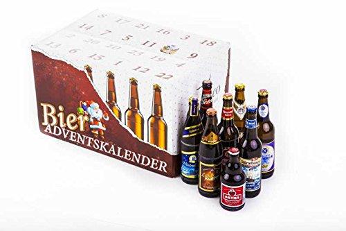 Bier Adventskalender 'Deutsche Biere'