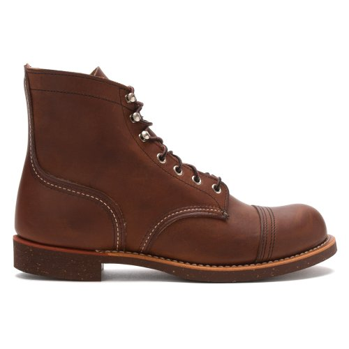 Red Wing 8113, Boots homme Ambre