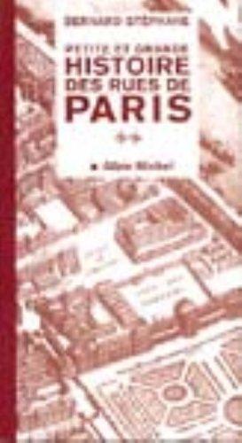 Petite et Grande Histoire des rues de Paris, numéro 2