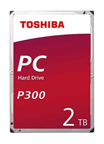 TOSHIBA P300 disque dur interne 2 To –...