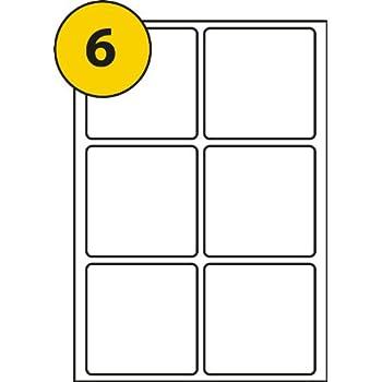 label 6 per page