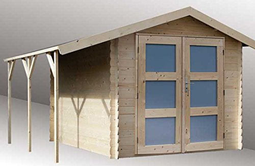 alpholz-gartenhaus-ypern-aus-fichten-holz-gartenhuette-mit-dachpappe-geraeteschuppen-naturbelassen-ohne-farbbehandlung-240-x-270cm-2