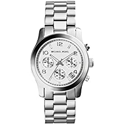 MK5076 Ladies Stainless Steel Chronograph Michael Kors Watch