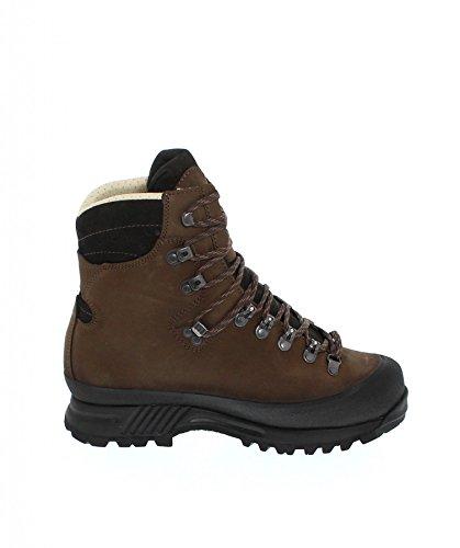 Hanwag Alaska Wide Gtx, Chaussures de Randonnée Hautes Homme erde