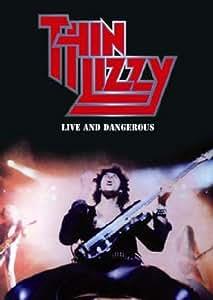 Thin Lizzy - Live & Dangerous (DVD+Bonus CD)