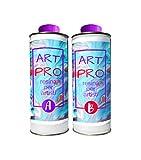 ART PRO RESINA TRASPARENTE PER ARTISTI 1.6 KG
