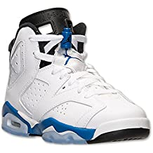 Nike Air Jordan 6 Retro BG, Zapatillas de Deporte Para Niños
