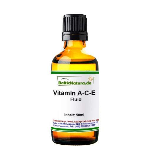 Vitamin A-C-E Fluid ACE (50 ml) - Ace-vitamine