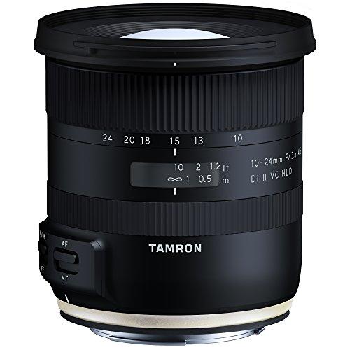 Zoom TAMRON - 10-24mm F/3.5-4.5 Di II VC HLD - Monture Canon