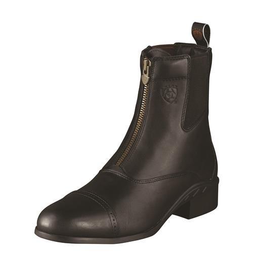 Ariat Mens Heritage III Paddock Boot 9.5 Black Jodhpur Und Paddock Boots