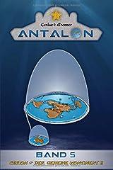 Caron & der geheime Kontinent 2 (Antalon, Band 5) Taschenbuch