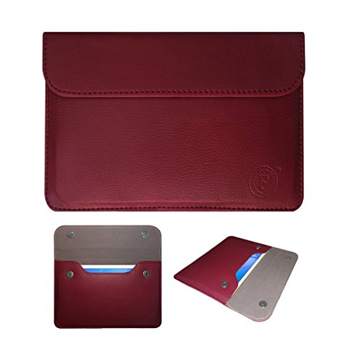 Fastway PU Leather Tablet Carrying Sleeve for Acer Iconia A1-713 8 GB (Dark Red)  available at amazon for Rs.369