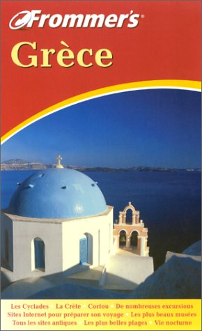 Guide Frommer's : Grèce