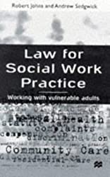 Law for Social Work Practice: Working with Vulnerable Adults