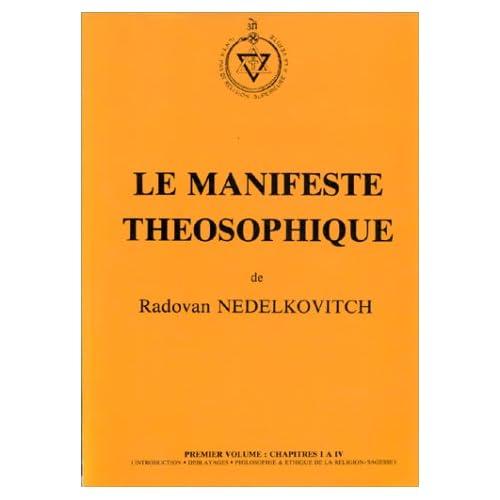 Le Manifeste théosophique