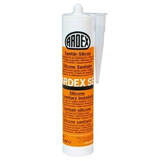 Ardex SE Sanitary Silicone 310ml, Pergamon
