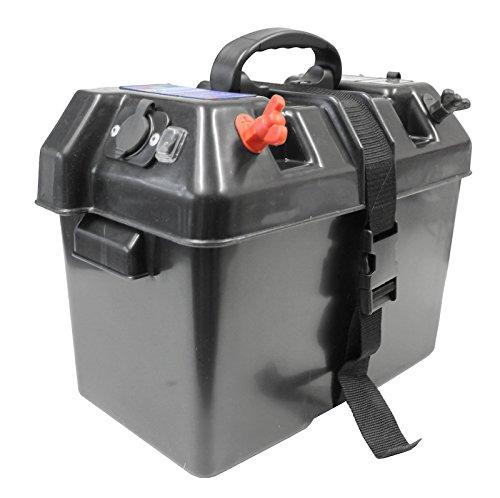 Daniboot Batteriekasten Power Center