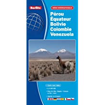 Pérou Équateur Bolivie Colombie Venezuela