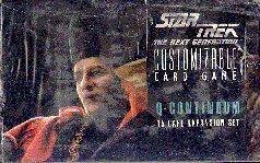 Decipher Star Trek Q-Continuum Booster Box