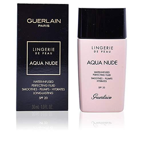 Guerlain Lingerie De Peau Aqua Nude Foundation SPF