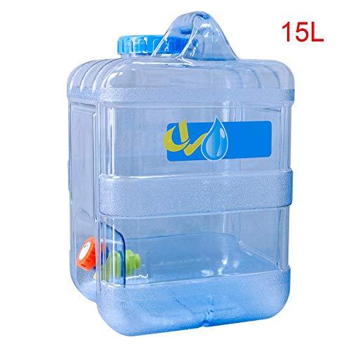 Camping wasserkanister, Auto Mineralnahrungsmittelgrad-kampierender Catering Behälter-tragbare, 15L