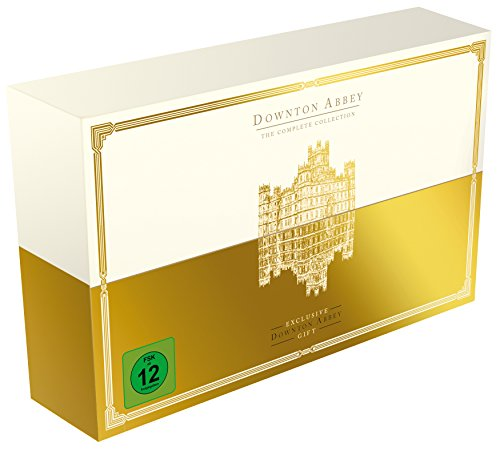 Downton Abbey – The Complete Collection (23 Discs) [Limited Edition] - 2