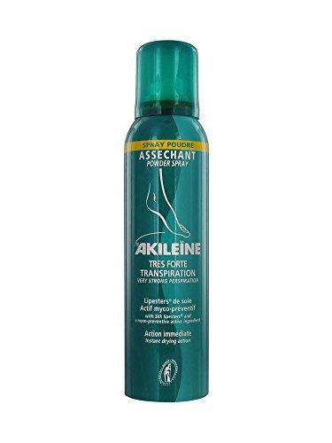 Spray Poudre Asséchant 150ml Akiléïne