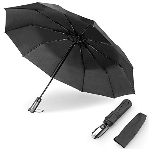 SPLAKS Paraguas de Viaje automático