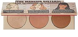 ADS Manizer Sisters Luminizers Blusher Palette