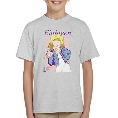 Dragon Ball Z Kid's T-Shirt ()