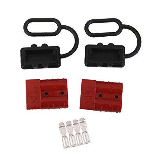Batteria-Connessione-Rapida-Cablaggio-Disconnessione-ATV-Quad-Kit-Di-Connettori-Verricello