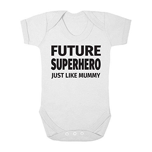 Shopagift - Body - para bebé niño Blanco blanco L