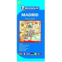 [(Madrid 2007)] [ Edited by Michelin Travel Publications ] [August, 2012]
