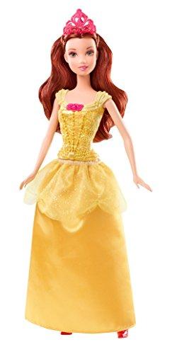 MATTEL Principesse Disney Scintillanti Belle TV