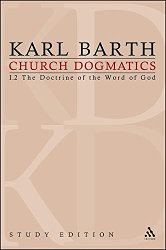 Church Dogmatics Study Edition 5: 1