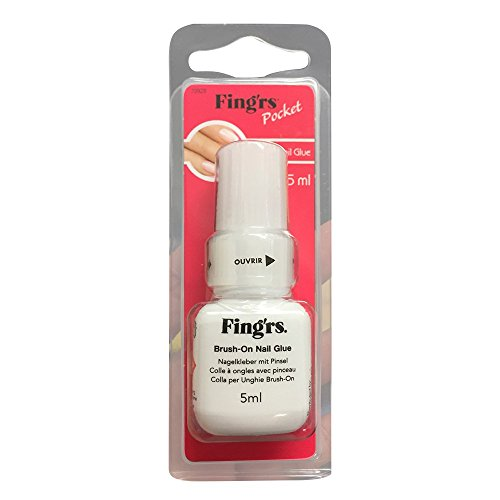 Fing`rs Nagelkleber Brush - On Pocket