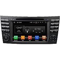 kunfine Android 8.0 Octa Core coche reproductor de DVD GPS navegación Multimedia estéreo coche para Benz