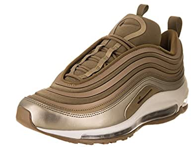 7963dbfd49 Image Unavailable. Image not available for. Colour: NIKE WMNS Air Max 97  Ultra 2017 Lifestyle Casual Sneakers 917704-901 ...