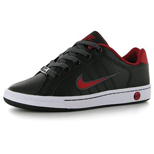Nike Herren Jumpman Air GFX Fleece Pant Sporthose, Schwarz (Black/Gym Red 010), 50 (Herstellergröße: X-Large) (Herren-jordan Jogginghose)