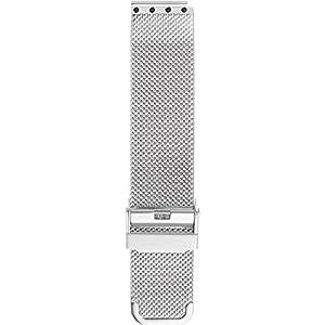 BERING Unisex Erwachsene Edelstahl Uhrenarmband PT-15540-BMCX