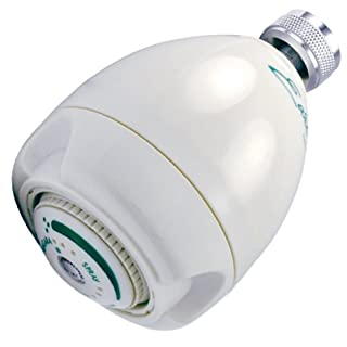 Niagara Conservation N2920 Earth Spa 2.0 GPM Showerhead in White