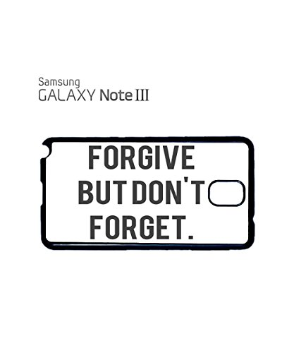 Forgive But Don't Forget Do Not Tumblr Sexy Mobile Phone Case Samsung Galaxy S5 Mini Black Noir
