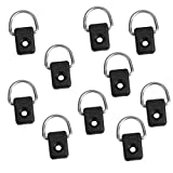 MagiDeal Kayak Canoe Accessories D Rings 10Pcs Black - Best Reviews Guide