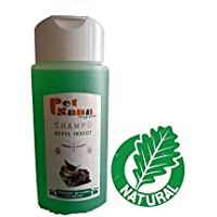 Champù repelente para gatos antipulgas,garrapatas y mosquitos 250 ml